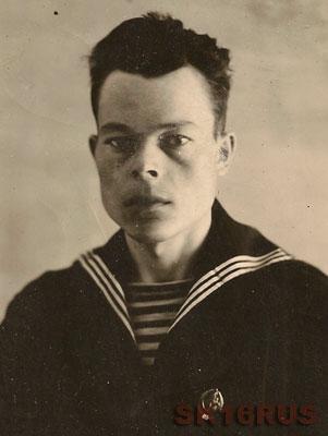 Пунанов Иван Иванович - 1941-1942 гг.