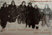 255-й ИАП. Зима 1941-1942 гг.