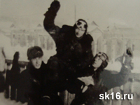 Баграев К.А., Булукин И.С., Харламов М.И. Зима 1941-1942 гг.
