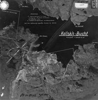 Немецкая аэрофотосъемка аэродрома Ваенга-1 2 сентября 1942 года