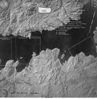 Немецкая аэрофотосъемка аэродрома Варламово-3 (Челнопушка) и гидроаэродрома Губа Грязная 11 мая 1942 года