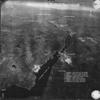 Немецкая панорамная аэрофотосъемка 1.07.1943 года. В числе прочих указаны аэродромы ВВС СФ: Ваенга-1, Ваенга-2, Губа Грязная, совхоз Арктика